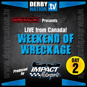 2017 Weekend of Wreckage - Day 2 - Replay