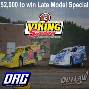 $2,000 to win WISSOTA Late Model Special