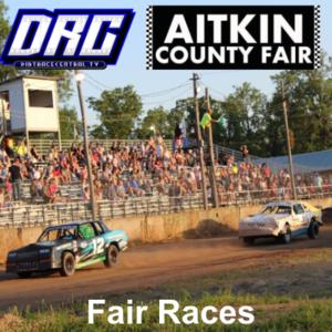 Aitkin County Fair Races