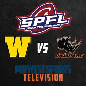 SPFL Championship Game - Wildcats vs Rampage