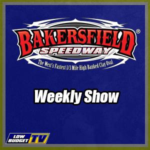 REPLAY: Bakersfield Speedway Weekly Racing 7-22-17