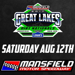 Great Lakes Dirt Nationals! Saturday Aug 12th