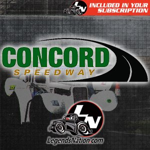Concord Speedway Weekly Racing