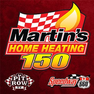 Speedweekend Night 1 - Featuring the Martin's Home Heating 150
