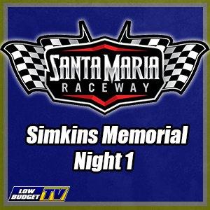 REPLAY: Simkins Memorial at Santa Maria Raceway Night 1