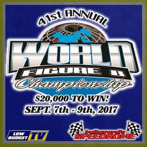 REPLAY: World Figure 8 Night 2