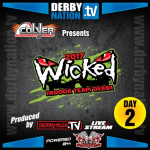 2017 Wicked Indoor Team Derby - Day 2
