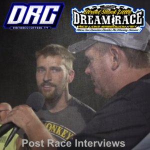 Street Stock Little Dream Post Race Interviews