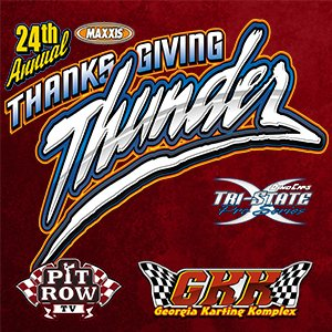 2017 Thanksgiving Thunder - Night 1 Replay