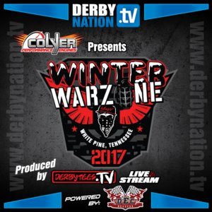 2017 Winter Warzone Indoor Derby