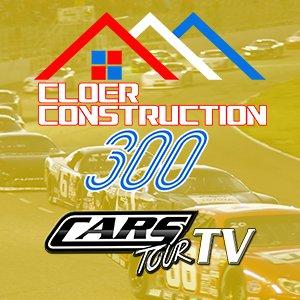 CARS Tour - Cloer Construction 300