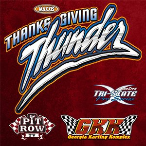 Thanksgiving Thunder - Wayne Poole Memorial Night