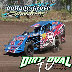 Cottage Grove Speedway Weekly Racing - Fast Friday