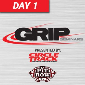 2018 GRIP Seminars - Setup Basics - #1
