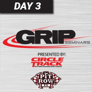 2018 GRIP Seminars - Shocks & Suspension - #9