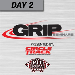 2018 GRIP Seminars - Applied Suspension Seminar (Pull-down Visit) - #4a
