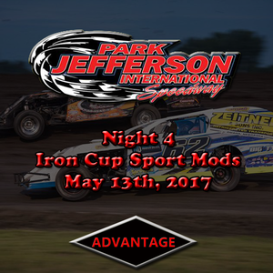 Night 4, Iron Cup Sport Modifieds