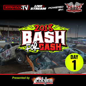 2018 Bash for Cash - Day 1