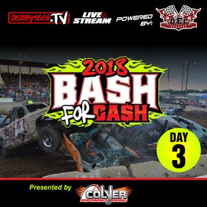 2018 Bash for Cash - Day 3