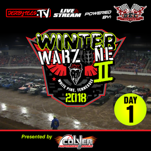 2018 Winter Warzone - Day 1