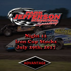 Night 11, Iron Cup Stock Cars