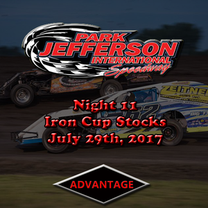 Night 11, Iron Cup Stock Cars