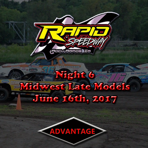 Night 6, Weekly + Midwest Late Models