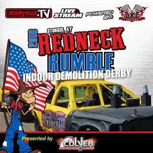 2018 Redneck Rumble Indoor Derby