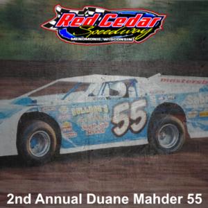 2nd Annual Mahder 55