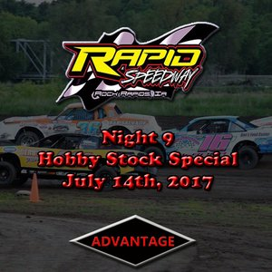 Night 9, Hobby Stock Special