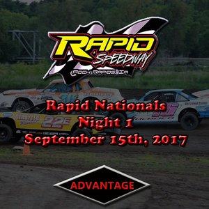 Rapid Nationals Night 1