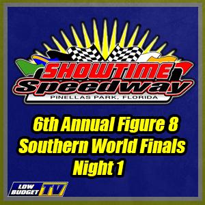 Figure 8 Southern World Finals Night 1