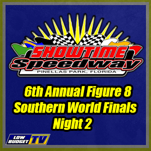 Figure 8 Southern World Finals Night 2