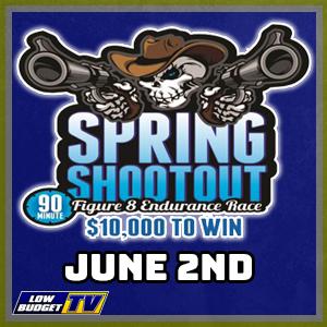 Spring Shootout 90 Minute Figure 8 Endurance Race
