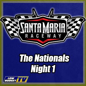 The Nationals at Santa Maria Night 1