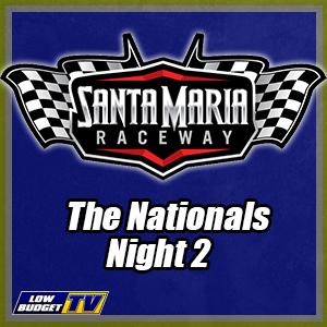 The Nationals at Santa Maria Night 2