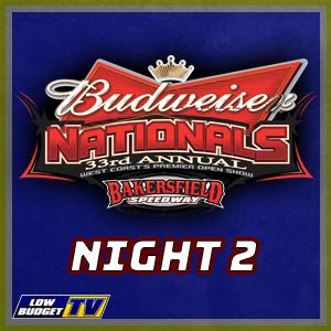 33rd Annual Budweiser Nationals Night 2