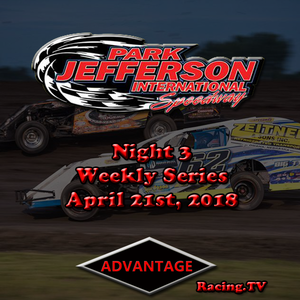 Park Jefferson Speedway Night 3