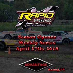 Rapid Speedway Season Opener