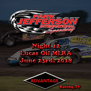 Lucas Oil MLRA and Road to Iron Cup Modifieds