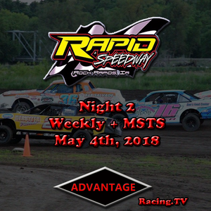 Night 2, Weekly + MSTS 360 Sprint Cars