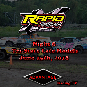 Night 8, Tri-State Late Models + Weekly Series