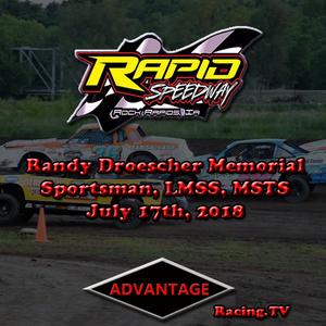 3rd Annual Randy Droescher Memorial