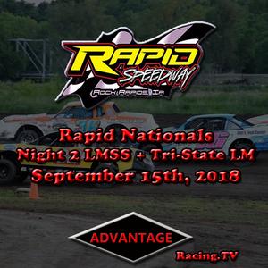 Rapid Nationals Night 2