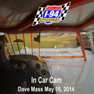 In Car Camera - Dave Mass at I-94 Speedway