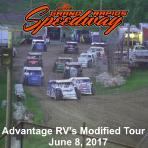 Advantage RV's Modified Tour Round 3