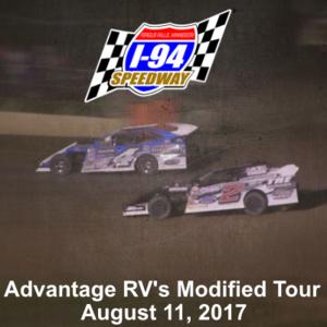 Advantage RV's Modified Tour Races