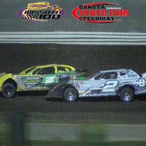 WISSOTA 100 Night 1 Super Stock Races