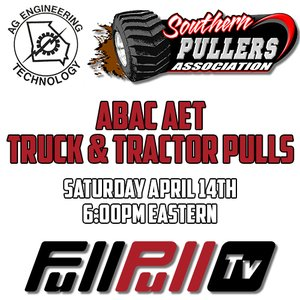 ABAC AET Truck & Tractor Pulls Saturday Night