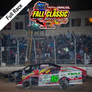 14th Annual Fall Classic WISSOTA Midwest Modified Races